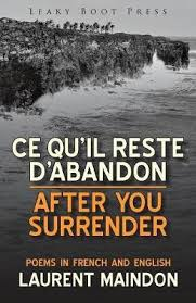 After You Surrender / Ce qu'il reste d'abandon – Laurent Maindon