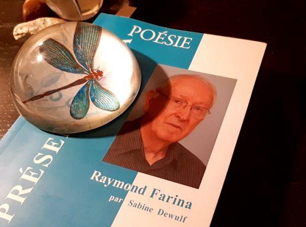 Raymond Farina L'Oiseleur des signes, par Sabine Dewulf