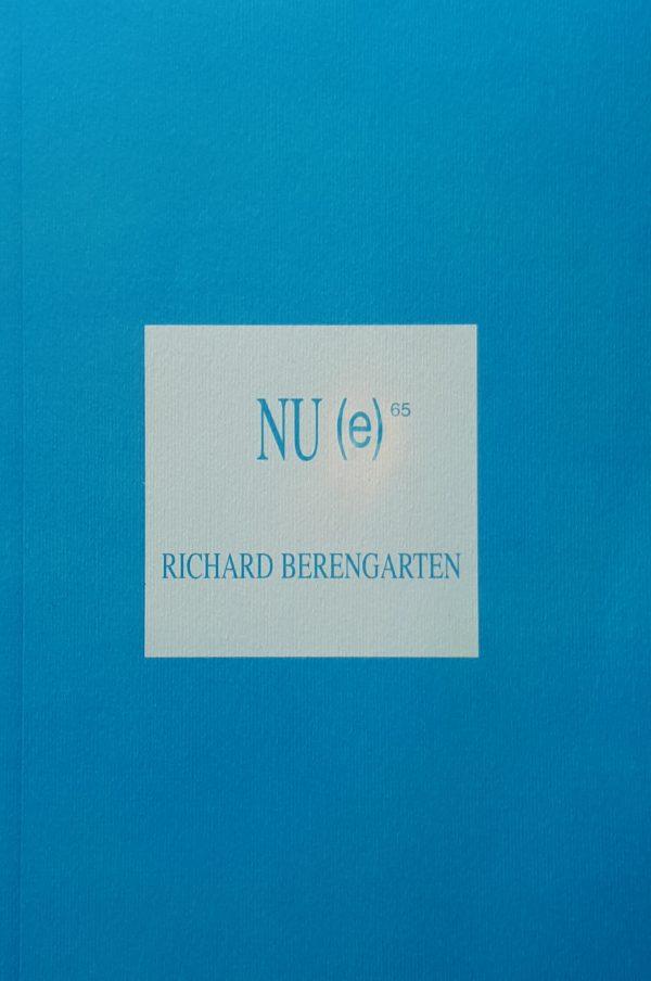 Revue Nu(e) : 21 poèmes de Richard Berengarten