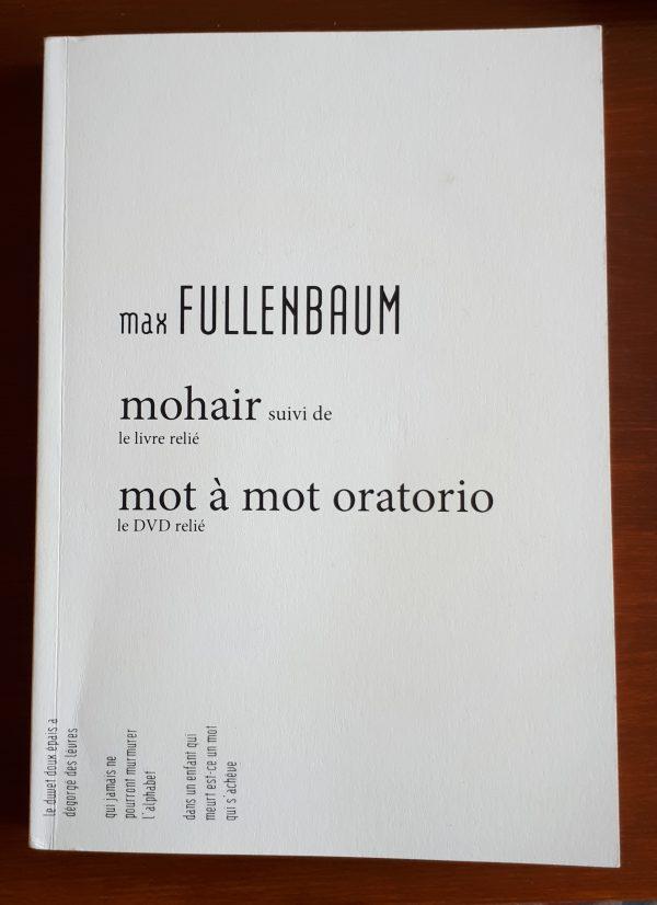 mohair, par Max Fullenbaum
