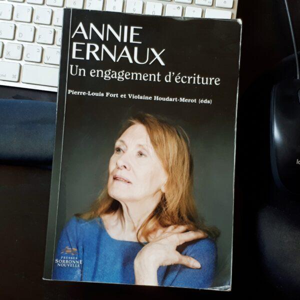 Annie Ernaux : « Rendre compte, c'est une éthique »